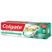 Colgate Total 12 Professional Aliento Saludable